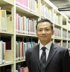 図書館で働く人たちにお話を聞く「なかの人たち」、今回は成城大学図書館の金田陽治さんです