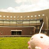 ラーニング・コモンズと図書館展示を見学@淑徳大学みずほ台図書館